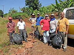 Andirá promove arrastão no combate à dengue